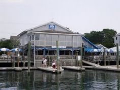 Dockside in Wilmington, NC.  Cool place to hang out & enjoy bar food.