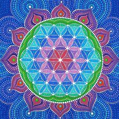 Lotus Flower of Life