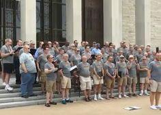 Abilene App News: Live Performance of the Heartland Men's Chorus Jul...
