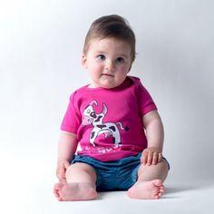 Camiseta yosiquesera para bebé - vaca yosíquesé #yosíquesé #camisetaconestilo #vacapaca #diseñosconalma #camisetabebé #algodónorgánico #style