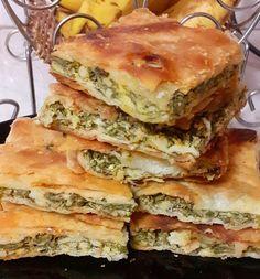 Spanakopita, Sandwiches, Cooking, Ethnic Recipes, Food, Kitchen, Essen, Meals, Paninis