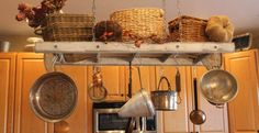 Put that old ladder to good use! Here are our favorite uses for an old ladder.