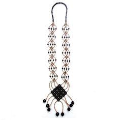 Bohemian Jewelry, Boho Chic, Handmade Jewelry, Beaded Necklace, Simple, Shopping, Fashion, Handmade Necklaces, Brazil