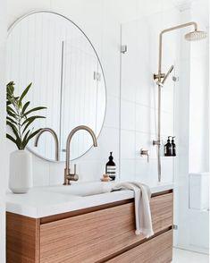 Bathroom interior design 839991767982009913 - Bespoke Vanity Unit we recently completed for a local Sydney interior Designer Visualising Interiors. Bathroom Renos, Bathroom Renovations, Bathroom Ideas, Remodel Bathroom, Bathroom Organization, Bath Ideas, Bathroom Cleaning, Funky Bathroom, Bathroom Yellow