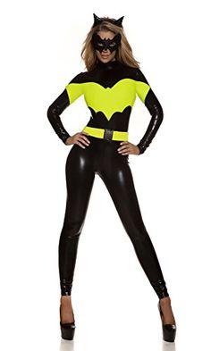 9efe4f0b6 MOONIGHT 4 Pcs Faux Leather Batman Costume Women Halloween Costumes For  Women Batman Adult Christmas Carnival Clothes Jumpsuits
