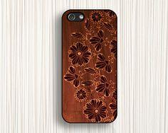 wintersweet iphone caseflower iphone 5c casewood by Emmajins, $9.99