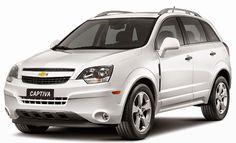 BmotorWeb: Chevrolet Captiva 2015 (Preço)
