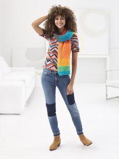 Mesh Scarf (Crochet) Thread Crochet, Knit Or Crochet, Crochet Scarves, Crochet Shawl, Crochet Clothes, Free Crochet, Mandala Yarn, Crochet Patterns, Scarf Patterns