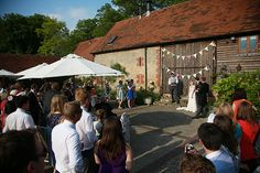 Pip and Adam's #Wedding at Fitzleroi Barn