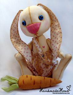 Toy Bunny Prosha