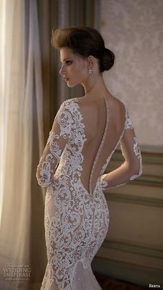 Berta Fall 2016 Wedding Dresses — Bridal Photo Shoot   Wedding Inspirasi by aileen