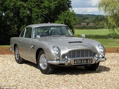 1960s Aston Martins are synonymous with James Bond, I grew up in the house of a classic car enthusiast.