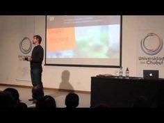 "UDC Conferencia ""Actitud Emprendedora"" por Hugo Pardo Kuklinski. Universidad del Chubut, patagonia argentina. Agosto 2014. Patagonia, Content, Music, Youtube, Design Thinking, University, Mindset, Universe, Culture"