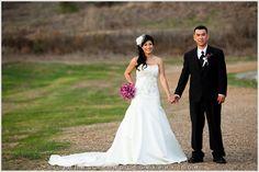 San Dimas wedding photography bride and groom