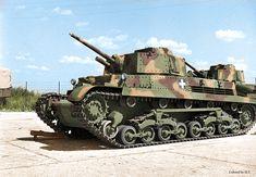 Hungarian Turan medium tank.