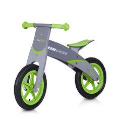 Беговел Biker sport green