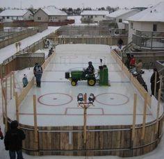 My Backyard Rink 12 best backyard ice rinks images on pinterest | backyard ice rink