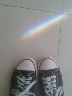 Found a rainbow in school Achei um arco-íris na escola 나는 학교에서 무지개를 발견