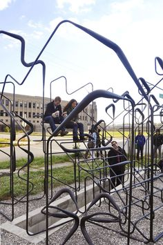 the Empty Pavilion, Detroit. Designed by McLain Clutter, University of Michigan…
