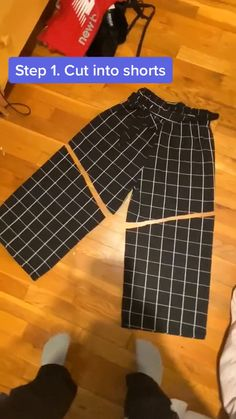 Sewing Clothes, Custom Clothes, Diy Fashion Hacks, How To Make Clothes, Clothing Hacks, Teen Fashion Outfits, Fashion Sewing, Cute Casual Outfits, Aesthetic Clothes