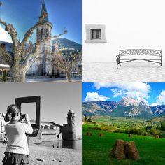 Un collage amb algunes de les meves fotos preferides...