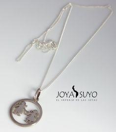 Dije de plata S/. 50  www.joyasuyo.com