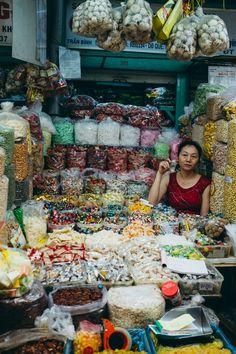 Binh Tay Market. Ho Chi Minh City, Vietnam