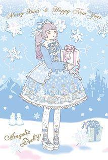 今井キラ× Angelic Pretty††