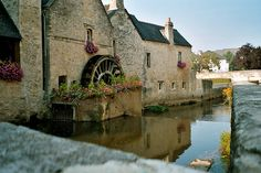 Bayeux, France.  My most favourite part of our vacation.