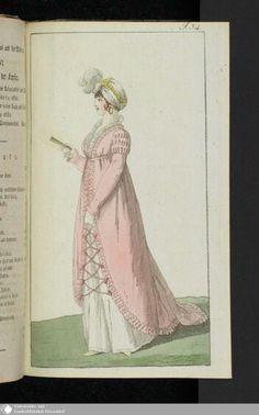 Dezember 1804  Journal des Luxus under der Moden