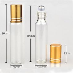 MUB Twist Up Perfume Atomizer,8ml Empty