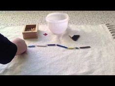 Addition Snake Game Montessori - a different presentation - when used after the child already has math facts memorized.