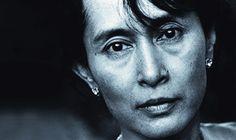 aung san suu kyi - freedom fighter