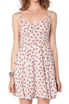 Mini Bows Dress