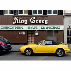 KING GEORG I Sudermanstraße 2 in 50670 Köln I Bar Club ♪♫ Indie Elektro Konzert