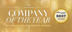 Global youth enhancement company Jeunesse has recently been selected as Company of the Year in the Consumer Products sector of the 2016 Golden Bridge
