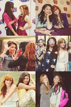 Bella and zendaya <3 <3