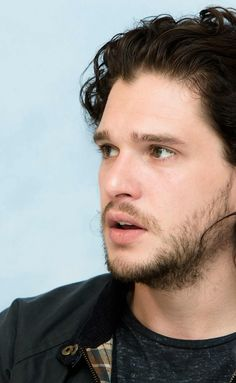 Beautiful Boys, Gorgeous Men, Beautiful People, Kit Harington, Jon Snow, Kit And Emilia, Hbo Tv Series, Game Of Thones, King In The North