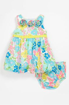 Lilly Pulitzer Bubble Dress & Bloomers