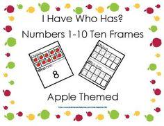 September Activities: Number Recognition | Pinterest