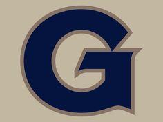 Georgetown Hoyas Logo   Georgetown Hoyas