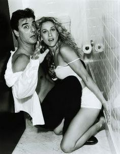 Carrie and Big #VEDAxTheCools