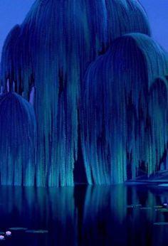 I always said I'd getting married underneath a willow tree, Pocahontas style Disney Pocahontas, Pocahontas Tree, Grandmother Willow, Disney Love, Disney Art, Disney Magic, Disney Pixar, Disney Bound, Walt Disney