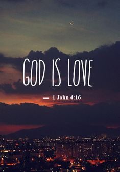 #SoultrainAfterDARK ,,, #LOVESUNDAYCLASSICS >>> 1 JOHN 4:16 GOD IS #LOVE Bible Quotes, Bible Verses, Gods Love, Jesus Christ, Neon Signs, Biblical Quotes, Love Of God, Scripture Verses, Scriptures