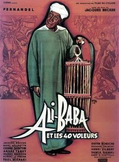 Ali Baba and the Forty Thieves dvdr with English subtitle Writers: Cesare Zavattini (story), Jacques Becker (screenplay) Romance Movies, Comedy Movies, Old Movies, Vintage Movies, Movies Free, Films Cinema, Bon Film, Ali Baba, Film Inspiration