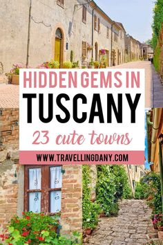 23 hidden gems in Tuscany (Italy) that you can visit on your own and on a budget! Find out where to go in Tuscany, and how to reach all the lovely fairytale villages away from the crowds! The guide includes tons of pictures, what to eat, where to find the instagrammable spots in Tuscany and much more! Best Of Italy, Italy Travel Tips, Visit Italy, Beautiful Places To Travel, Europe Destinations, Tuscany Italy, France Travel, Travel Guides, Fairytale