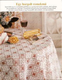 Patchwork- horgolás - Barbara H. - Álbumes web de Picasa