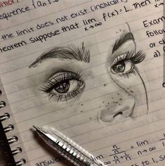 new ideas for eye drawing aesthetic - Drawing Pencil Art Drawings, Art Drawings Sketches, Sketch Art, Cool Drawings, Abstract Sketches, Drawings Of Eyes, Eye Sketch, Pencil Drawing Tutorials, Small Drawings