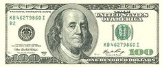 Benjamin Franklin Hundred Dollar Bill Earn Money From Home, Make Money Fast, Make Money Blogging, Make Money Online, Blogging Ideas, Saving Money, Benjamin Franklin, 100 Dollar Bill, Dollar Bills