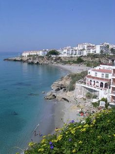 Nerja, Spain  How did I miss this place?